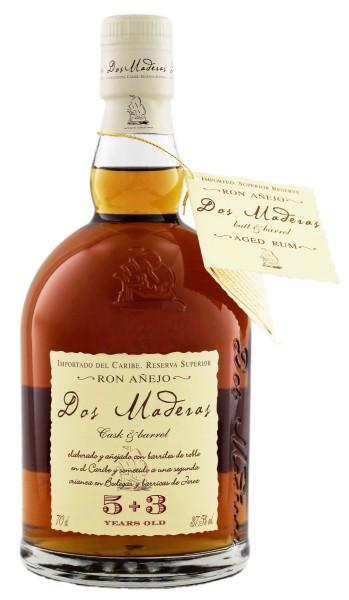 Dos Maderas Rum PX 5 3