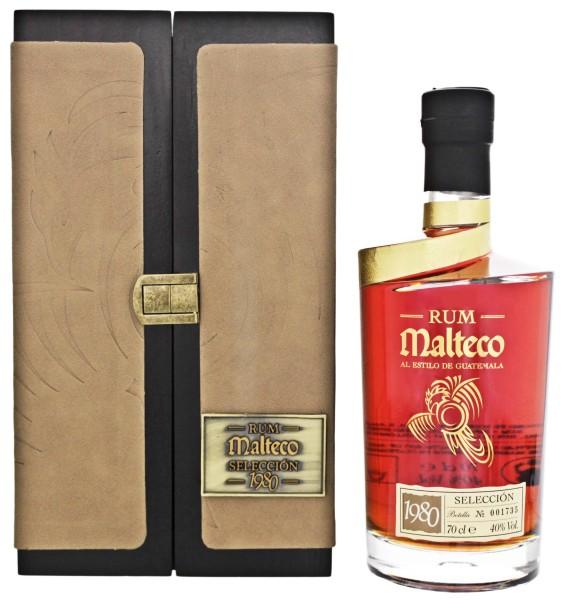 Malteco Rum Seleccion 1980 0,7L 40%