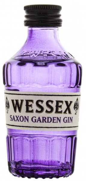 Wessex Saxon Garden Gin Miniatur 0,05L 40,3%