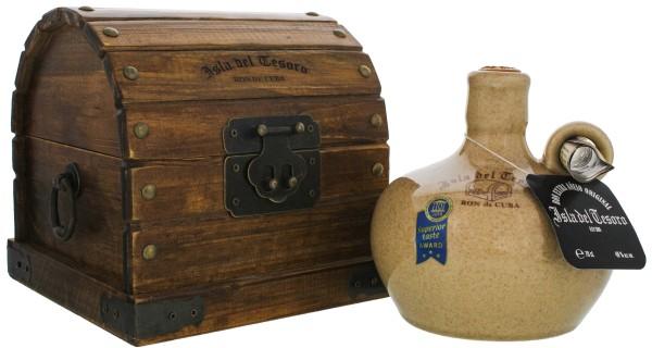 Santiago de Cuba Rum Isla del Tesoro Extra Anejo 0,7L 40%