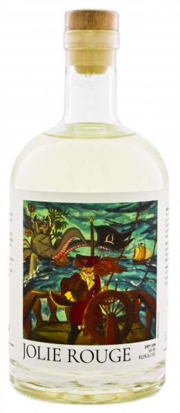 Hernö Jolie Rouge Gin 0,5L 45,2%