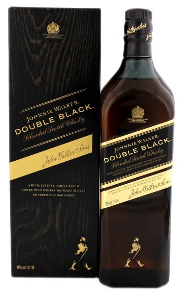 Johnnie Walker Double Black Label Scotch Whisky