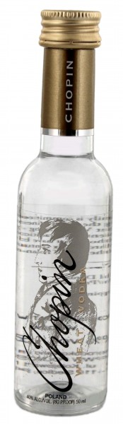 Chopin Vodka Wheat Miniatures