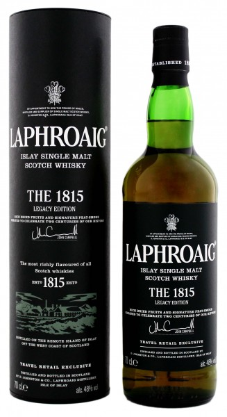Laphroaig The 1815 Legacy Edition 0,7L 48%