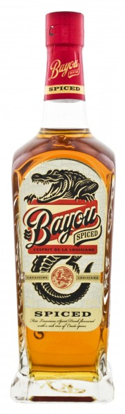 Bayou Spiced 0,7L 40%