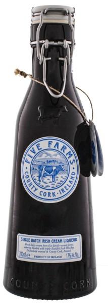 Five Farms Single Batch Irish Cream Liquer 0,7L 17%