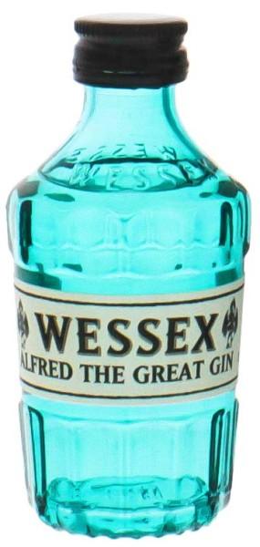 Wessex Alfred the Great Gin Miniatur 0,05L jetzt kaufen im Drinkology Online Shop!