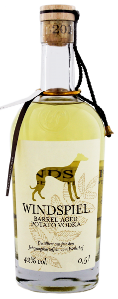 Windspiel Barrel Aged Potato Vodka 0,5L 42%