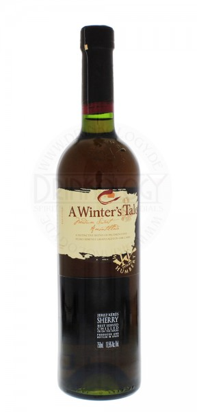 Williams & Humbert A Winter's Tale Sherry Amontillado