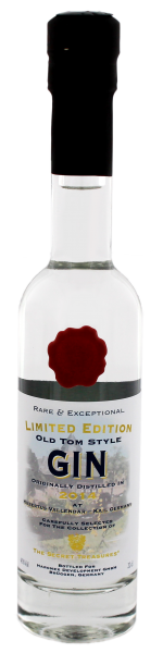 Secret Treasures Gin Old Tom Style, 0,2 L, 40%