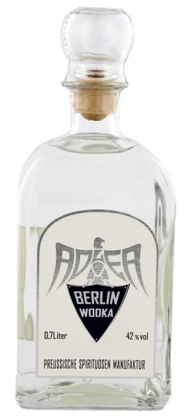 Adler Berlin Wodka, 0,7 L, 42%
