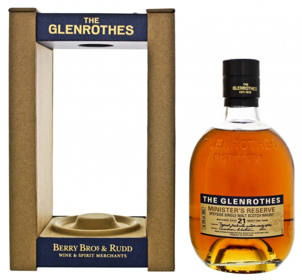 The Glenrothes Single Malt Whisky Ministers Reserve 0,7L