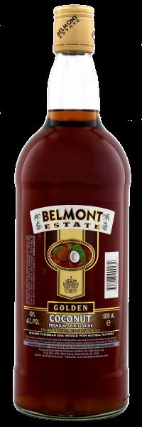 Belmont Estate Gold Coconut Rum