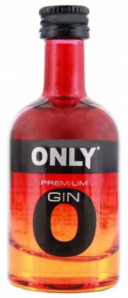 Only Gin Miniatur 0,05L 43%
