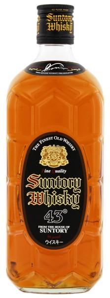 Suntory Kakubin Black Label Whisky, 0,7L