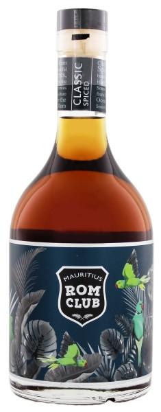 Mauritius Rom Club Classic Spiced 0,7L 40%