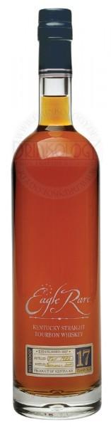 Eagle Rare Single Barrel Bourbon Whiskey 17 Years Old 0,7L 45%