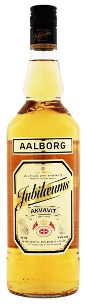 Aalborg Jubiläums Akvavit 1,0L 40%