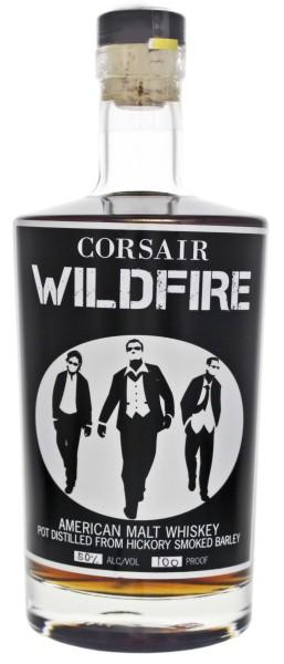 Corsair Wildfire American Malt Whiskey 0,7L 50%