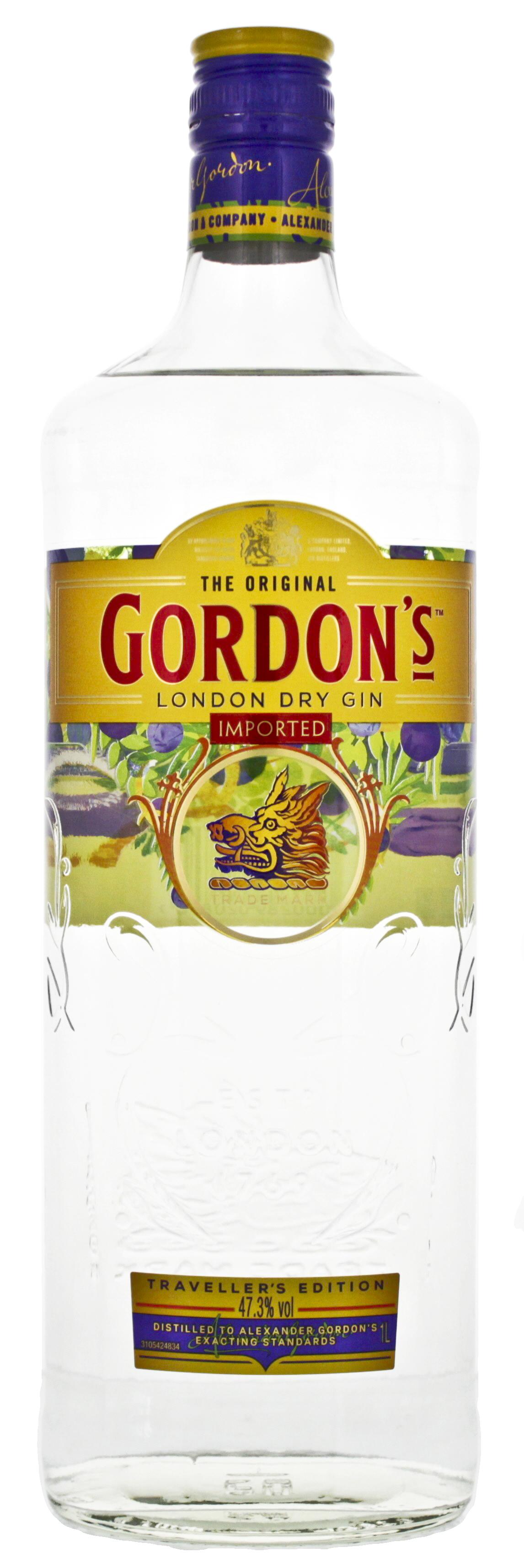 Gordons Sloe Gin >> Gordons Gin kaufen! Gin Online Shop - Spirituosen günstig bestellen