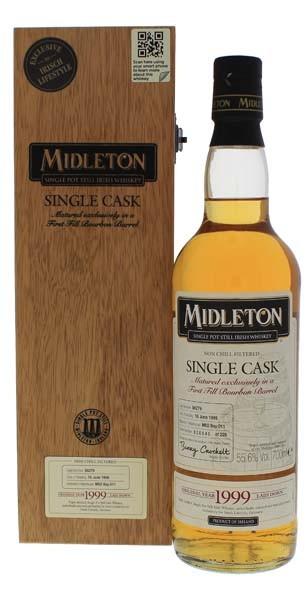 Midleton Single Cask 1999 0,7L 55,6%