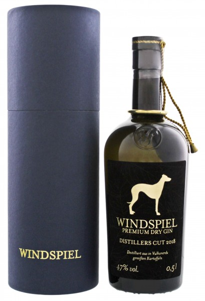 Windspiel Gin Distillers Edition 2018 0,7L 47%