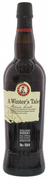 Williams & Humbert A Winter's Tale Sherry Amontillado