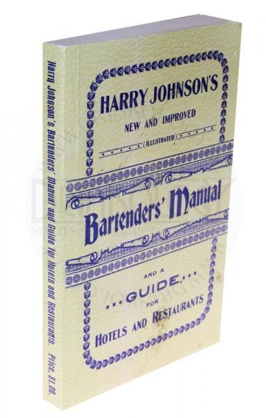 Harry Johnson`s Bartenders Manual