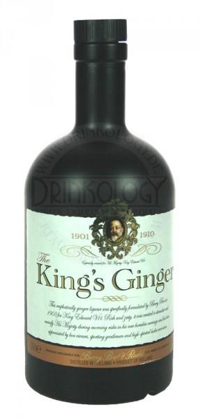King's Ginger Liqueur 0,5L 41%