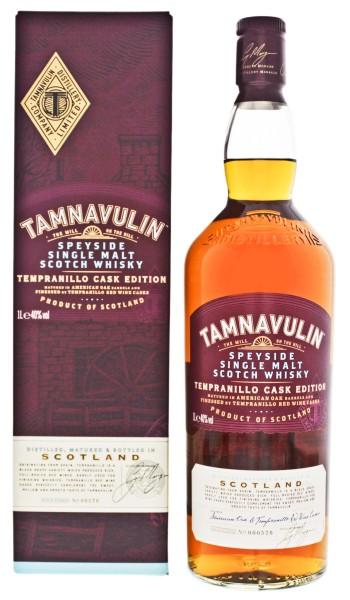 Tamnavulin Tempranillo Cask Edition Single Batch No 00576 Single Malt Whisky 1,0L 40%