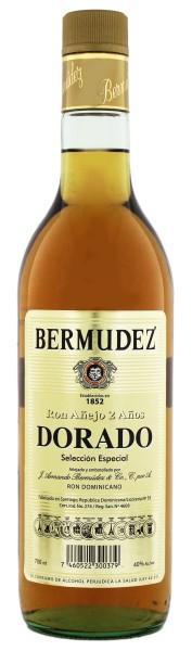 Bermudez Rum Anejo Dorado