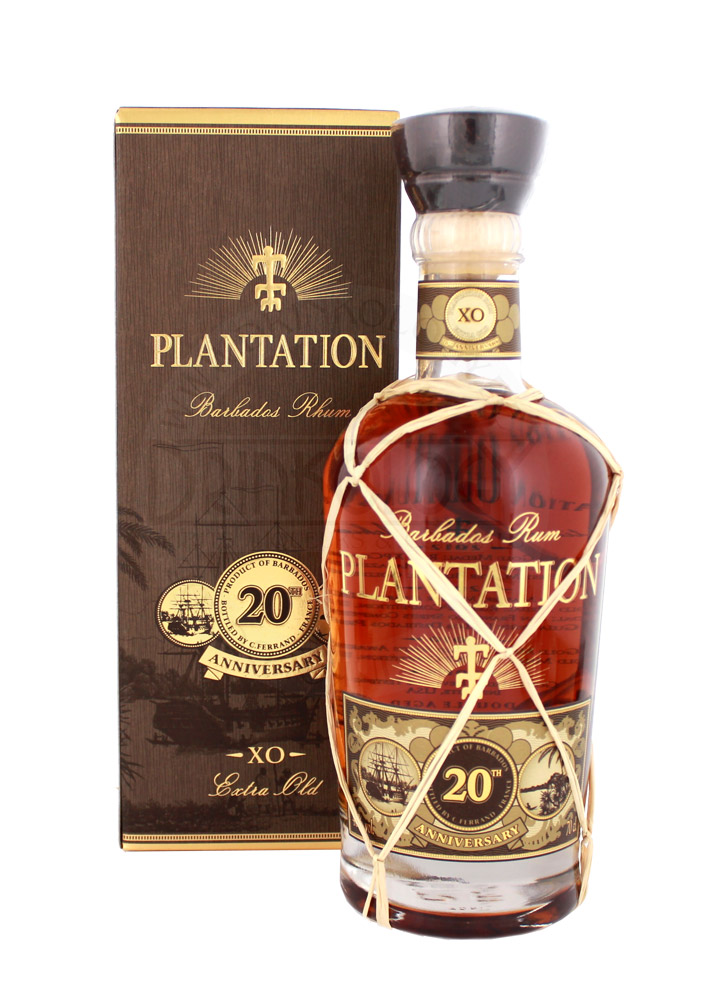 Plantation Rum Barbados Extra Old 20th Anniversary kaufen ...