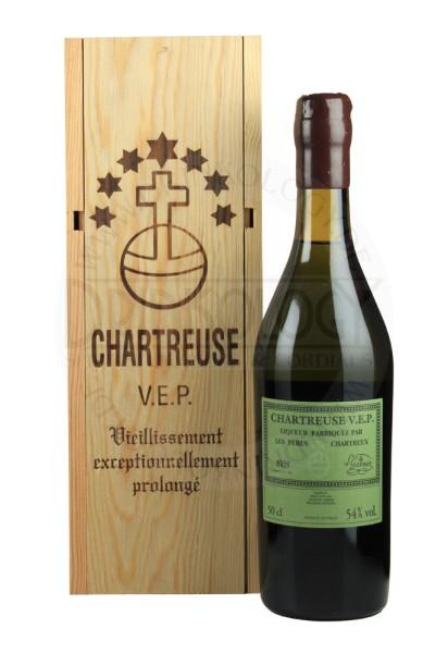 Chartreuse V.E.P. Verte 1,0L 54%