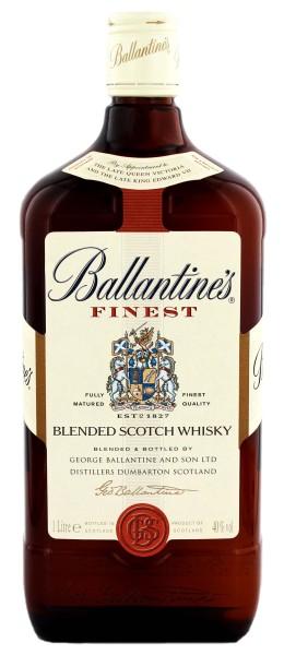 Ballantines Finest Blended Scotch Whisky 1,0L 40%