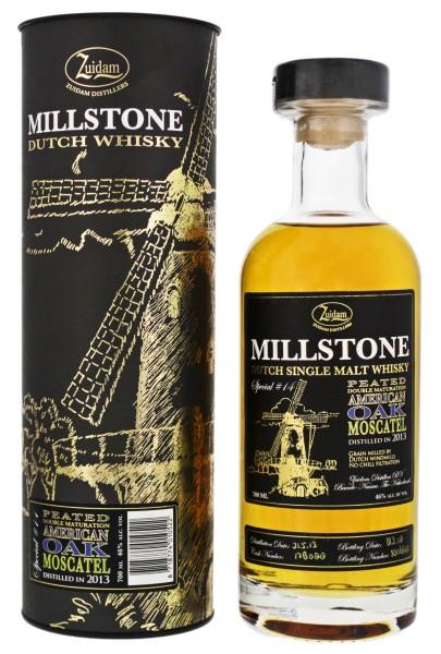Zuidam Millstone Single Malt Whisky American Oak Moscatel 5 Jahre 0,7L 46%