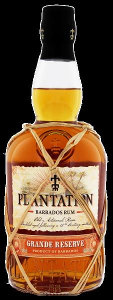 Plantation Rum Barbados Grande Reserve, 0,7 L, 40%