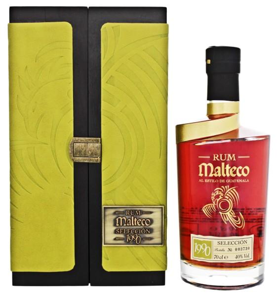 Malteco Rum Seleccion 1990 0,7L 40%
