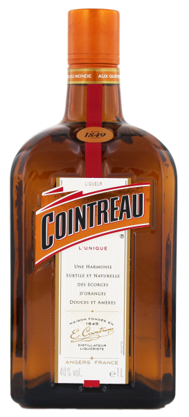 Cointreau Orange Liqueur 1,0L 40%