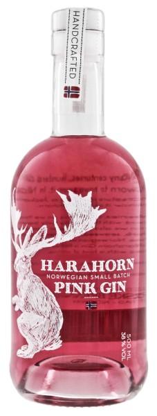 Harahorn Pink Gin 0,5L 38%