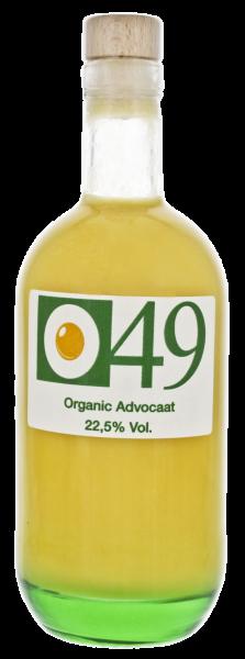 O49 Organic Advocaat -Bio- 0,5L 22,5%