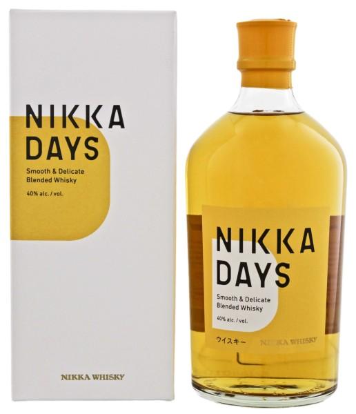 Nikka Days Blended Whisky 0,7L 40%