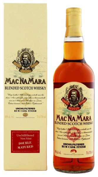 MacNaMara Blended Whisky Rum Finish
