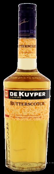 De Kuyper Butterscotch Liqueur, 0,7 L, 15%