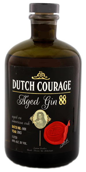 Zuidam Dutch Courage Aged Gin 88 1,0L 44%