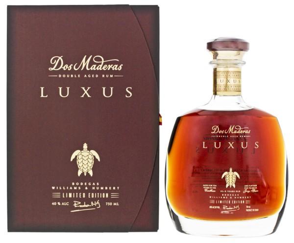 Dos Maderas Rum Luxus 0,7L 40%