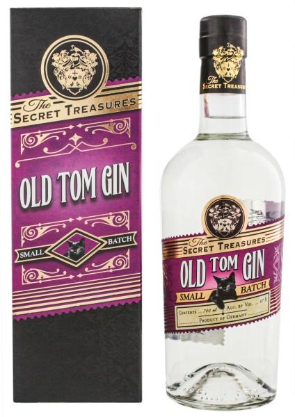 Secret Treasures Gin Old Tom Style, 0,7 L, 40%