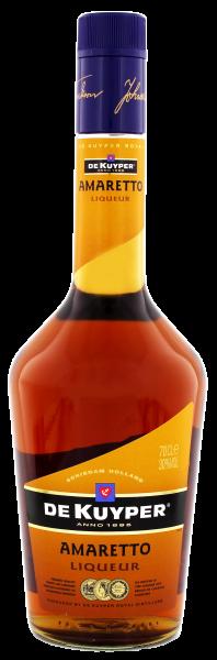 De Kuyper Amaretto Liqueur, 0,7 L, 30%