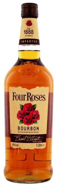 Four Roses Bourbon Whiskey, 0,7 L, 40%