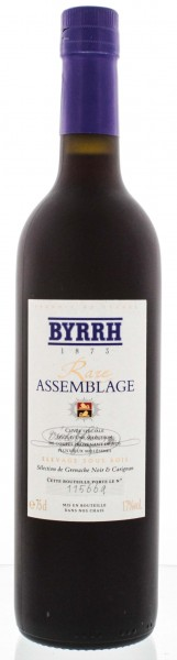 Byrrh Rare Assemblage 0,75L 17%
