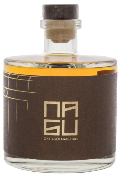 Nagu Oak Aged Gin 0,5L 47%